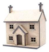 Washtub Cottage 144th/ Micro Scale