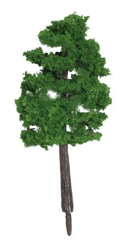 Mid Green Round Tree (or bush)