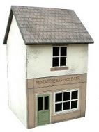 Miniature Savings Bank Money Box Kit 1:48th