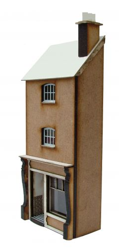 1/76th No 10 Station Road (LOW RELIEF)