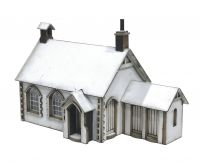 1/148th Little Acorns School House N Gauge