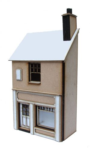 1/43.5th No 12 Station Road (LOW RELIEF)