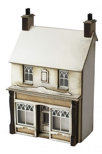 1/148th No 2 Station Road (Low Relief) N Gauge