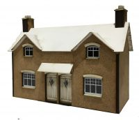 1/76th Halfpenny Cottages