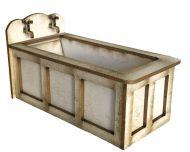1:24th Panelled Bath