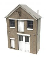 1/76th Parker's Lock Up (LOW RELIEF)