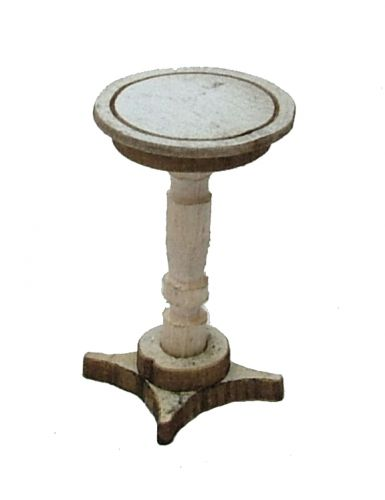 1:48th Pedestal Table