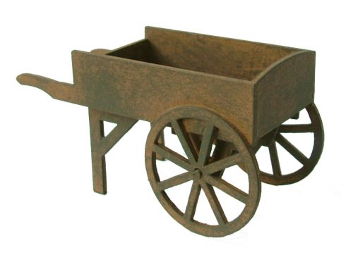 1/24th Pedlar's Cart Kit