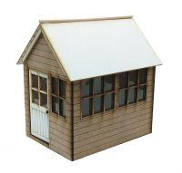 1:24th Potting Shed