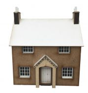 1/76th Purbeck Cottage (LOW RELIEF)