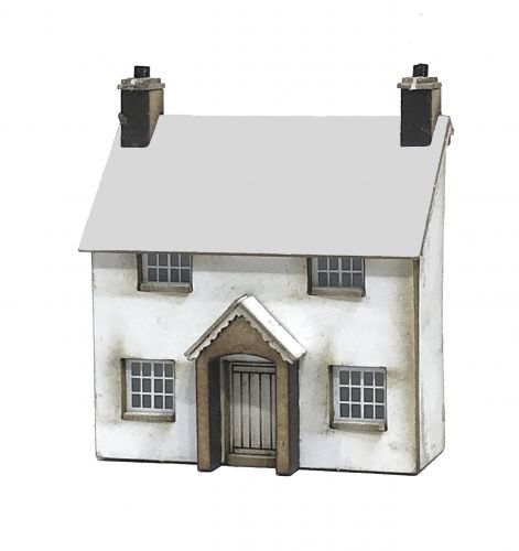 1/148th Purbeck Cottage (Low Relief) N Gauge