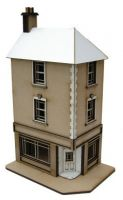 The Railway Inn Kit 1/48th