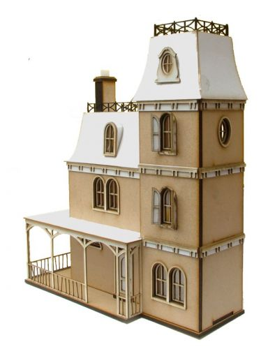Raven's Perch Kit 1:48th - Enchanted Cottages Collection
