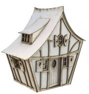 Robin's Nest Kit 1:48th - Enchanted Cottages Collection