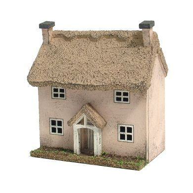 Rosebud Cottage 144th / Micro Scale