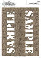 1/76 Rustic Brick Work Paper