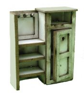 1/48th Rustic Store Kit