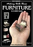 Making Dolls House Furniture in 1:48th Scale - Book 1