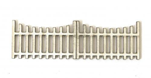1:48th Scalloped Fence