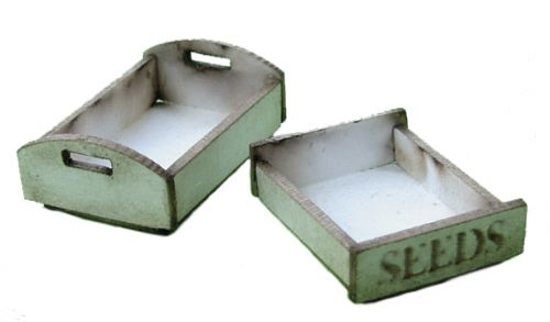 1:24th Seed Trays (Pair)