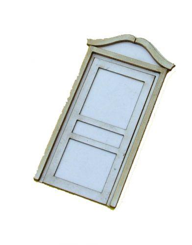 1/48th Shabby Chic Single Door Kit