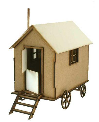 1/24th Shepherds Hut Kit