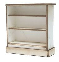 1:24th Short Bookcase (floor standing)