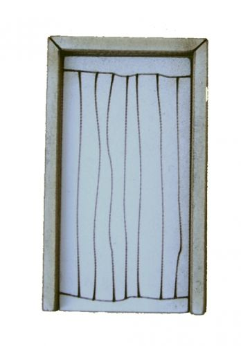 1/48th Simple Cottage Door Kit