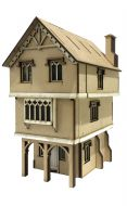 Snicket's End 1:48th - Part of Cobblestone Snicket