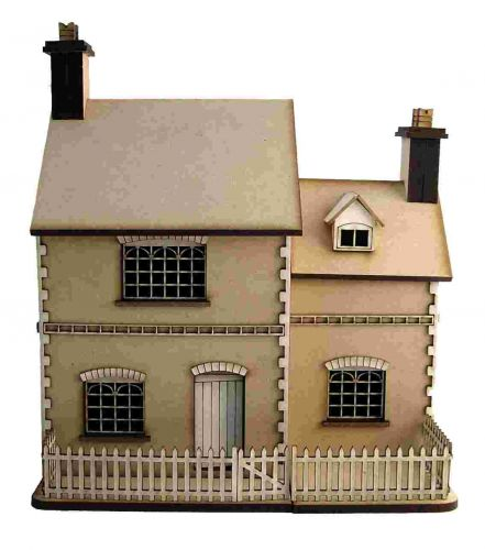 Snowdrop Cottage Kit 1/48th