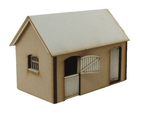 Stables & Stores Kit 1/48th