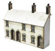 1/148th Station Road Terrace (Low Relief) N Gauge