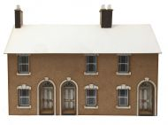 1/76th Station Road Terrace Front (LOW RELIEF)