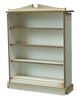 1:24th Tall Bookcase