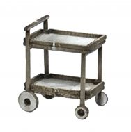 1:48th Tea Trolley