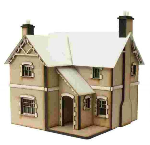 Teacup Cottage '360' Premier Collection 1/48th Scale Kit