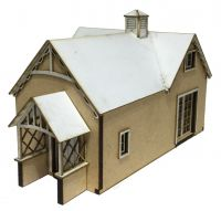 The Little Duck House Kit 1:48th - Enchanted Cottages Collection