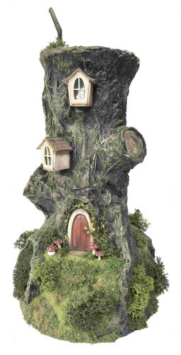 The Little Stump House & Booklet 1:48th - Fusion Kit