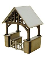 1:48th The Old Lych Gate Kit