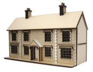 The Old Rectory Kit 1/48th