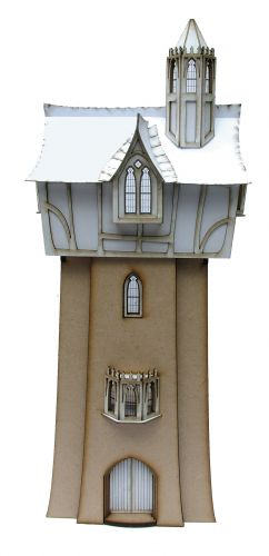 The Watch Tower Kit 1:48th - Enchanted Cottages Collection