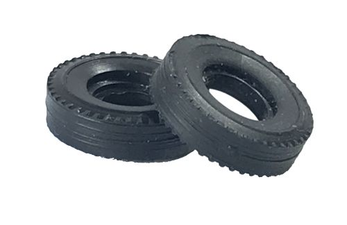 Miniature Tyres (pair of)