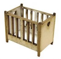 1:48th Traditional Cot Kit