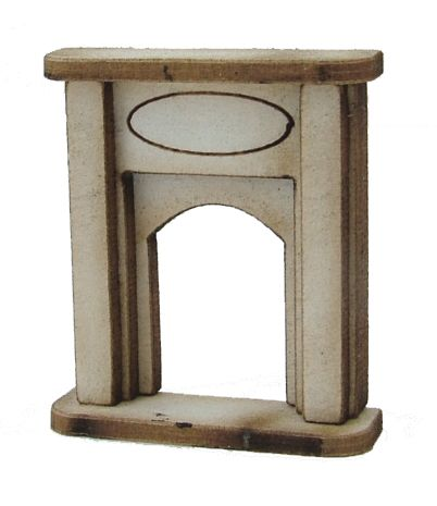 1:48th Traditional Fire Surround