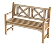 1/48th Traditional Garden Bench Kit
