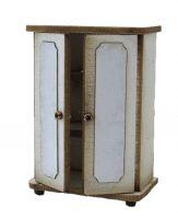 1:48th Traditional Tall Cupboard Kit