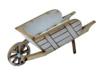 1:48th Traditional Wheelbarrow Kit