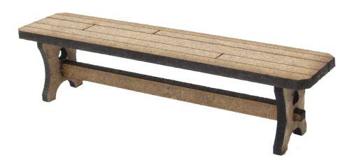1:24th Tudor Bench