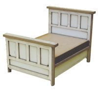 1:48th Tudor Double Bed Kit