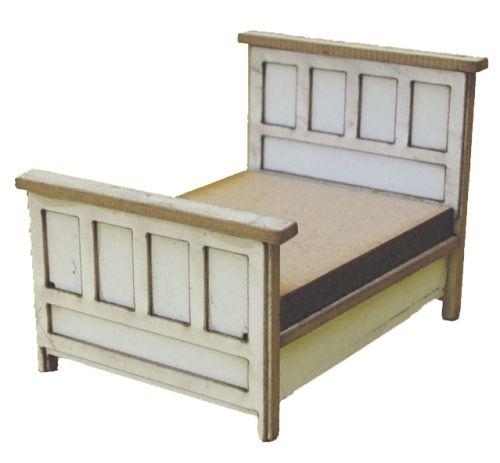 1:48th Tudor Double Bed Kit